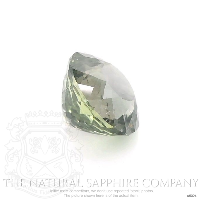 Natural Untreated Multi-Color Sapphire U5024 Image 3