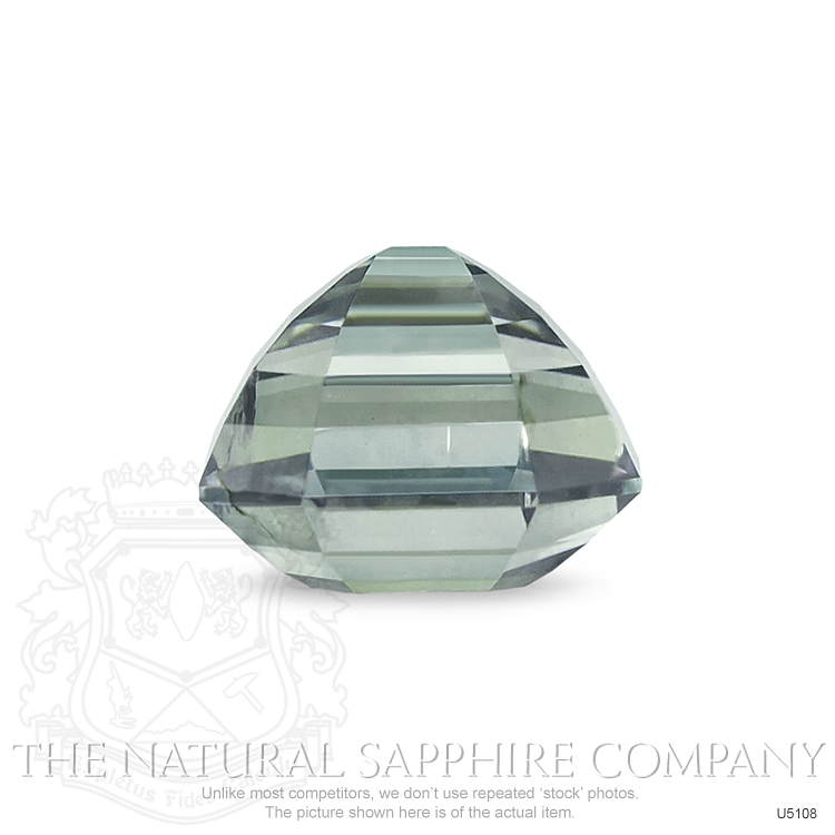 Natural Untreated Yellowish Green Sapphire U5108 Image 3