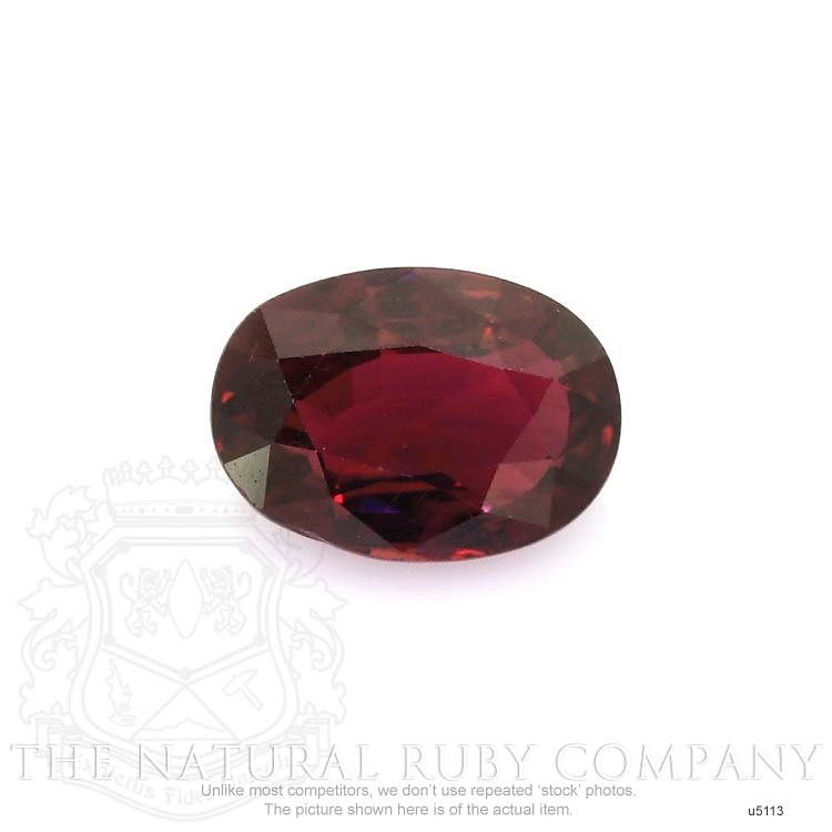 Natural Ruby U5113 Image