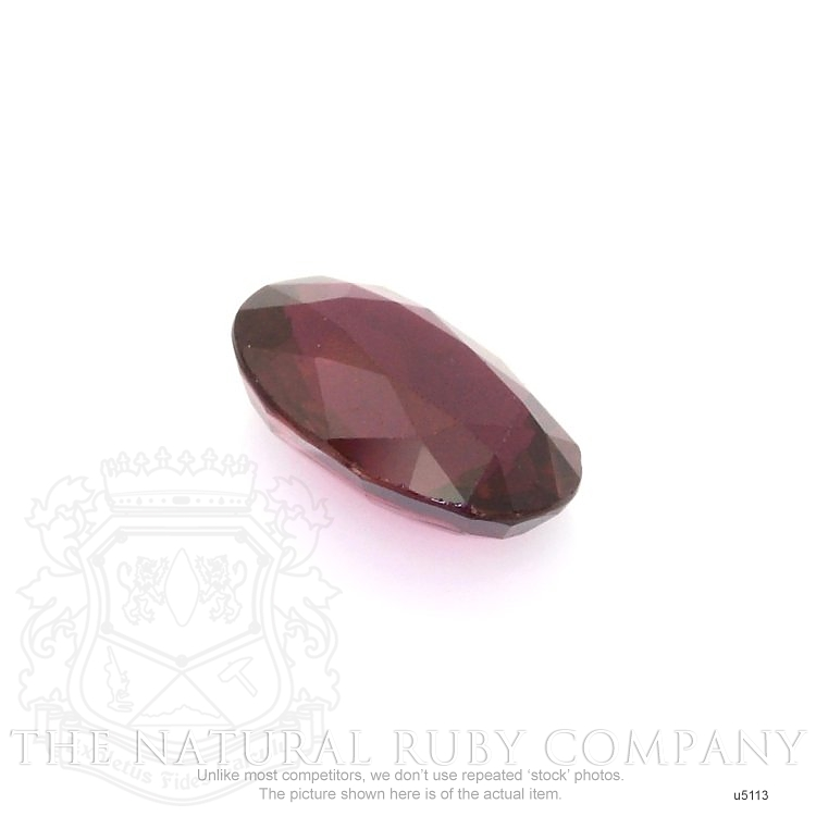 Natural Ruby U5113 Image 3