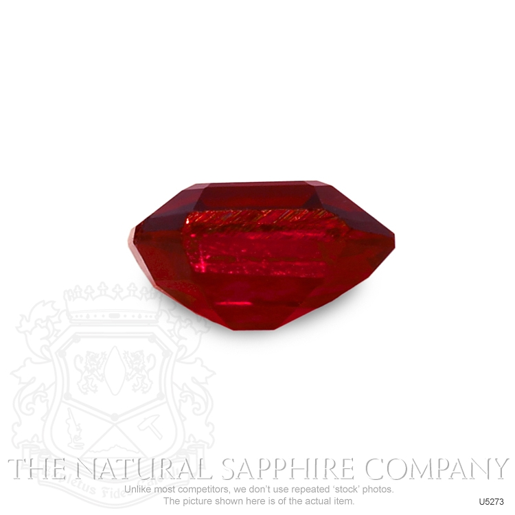 Natural Untreated Ruby U5273 Image 2