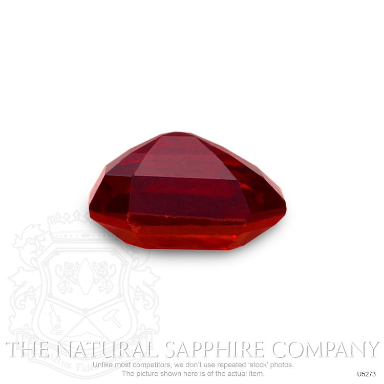 Natural Untreated Ruby U5273 Image 3