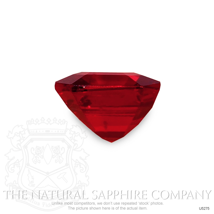 Natural Untreated Ruby U5275 Image 2