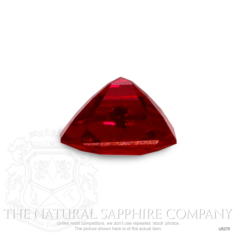 Natural Untreated Ruby U5275 Image 3