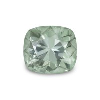 1.42ct Montana Cushion Greenish Yellow Sapphire - U5337