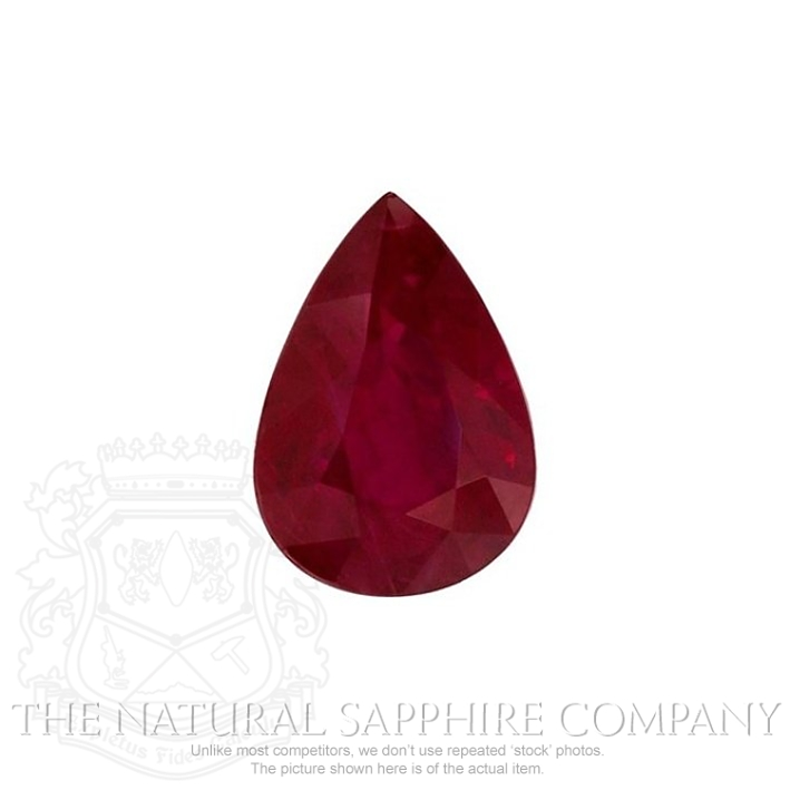 Natural Ruby U5443 Image