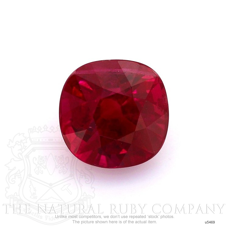 Natural Ruby U5469 Image