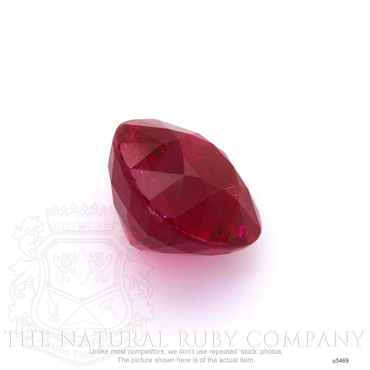 Natural Ruby U5469 Image 3