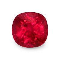 2.11ct Burma (Myanmar) Cushion Ruby - U5469