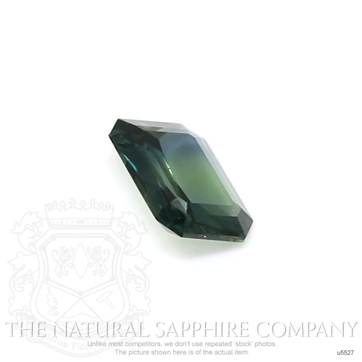 Natural Untreated Yellowish Green Sapphire U5527 Image 3