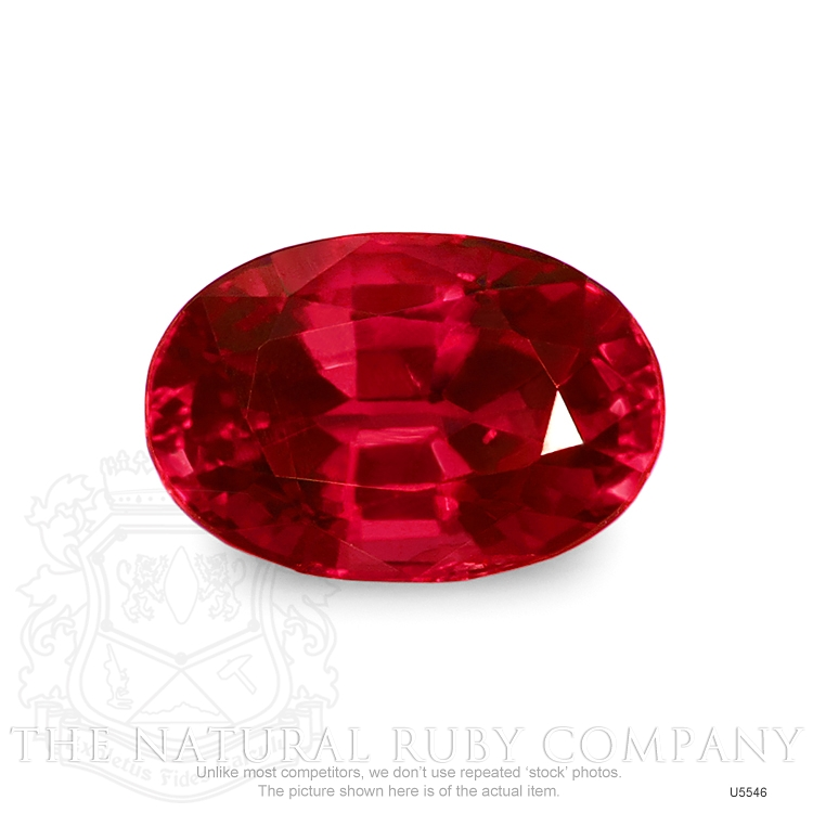 Natural Untreated Ruby U5546 Image