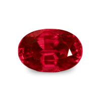 1.07ct Mozambique Oval Ruby - U5546