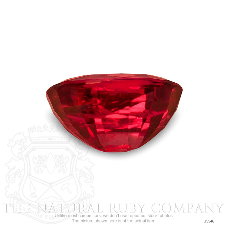 Natural Untreated Ruby U5546 Image 2