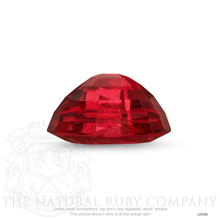 Natural Untreated Ruby U5546 Image 3