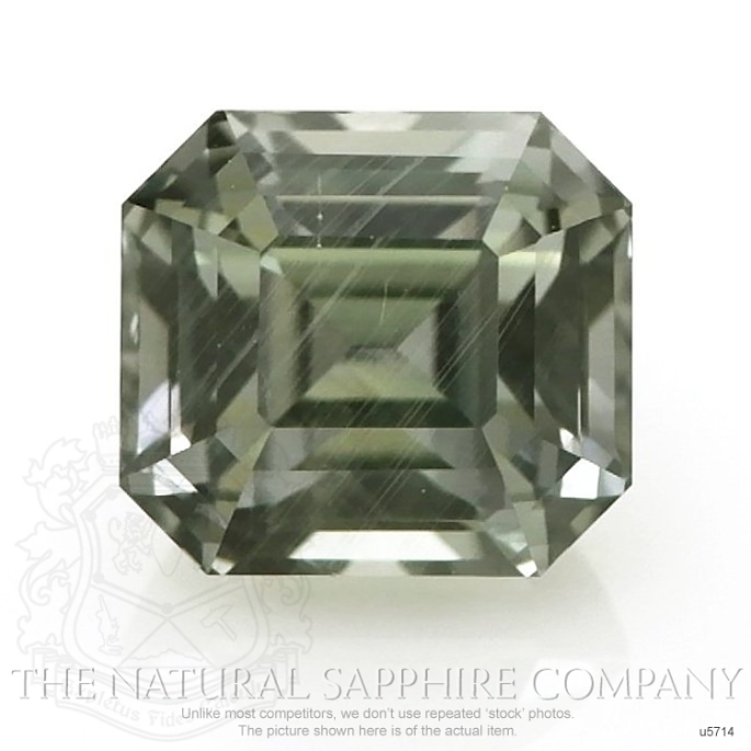 Natural Untreated Color-Change Sapphire U5714 Image