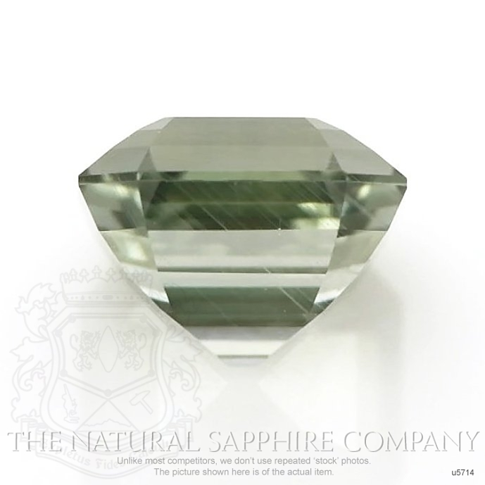 Natural Untreated Color-Change Sapphire U5714 Image 2