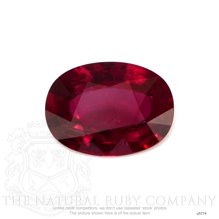Natural Ruby U5774 Image