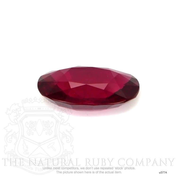 Natural Ruby U5774 Image 2