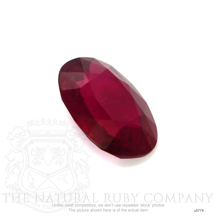 Natural Ruby U5774 Image 3