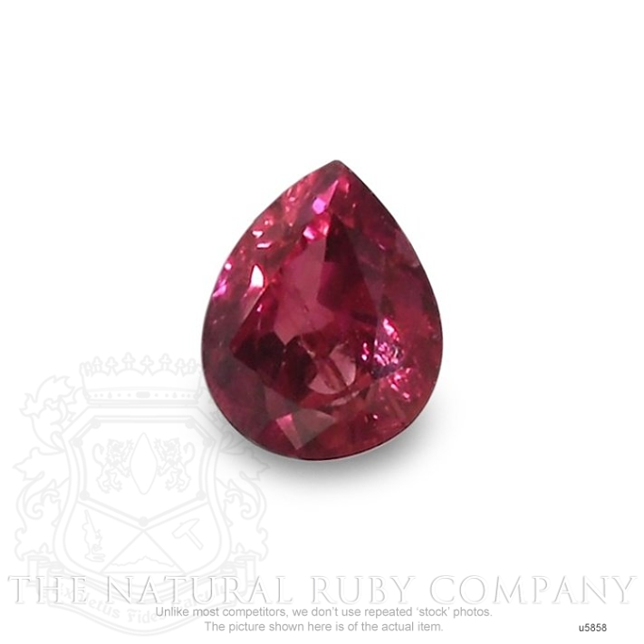 Natural Ruby U5858 Image