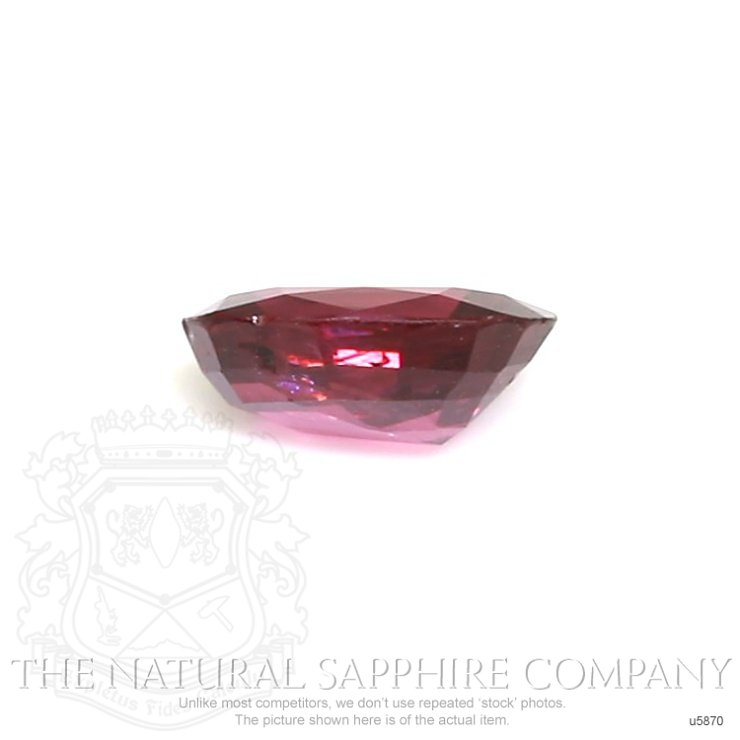 Natural Ruby U5870 Image 2