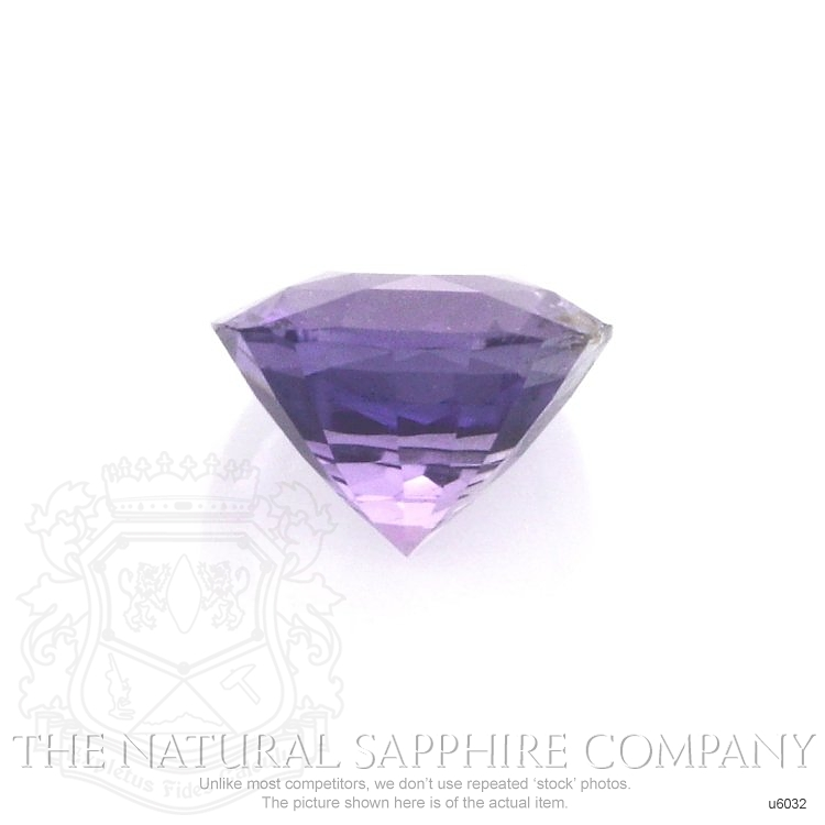 Natural Untreated Purple Sapphire U6032 Image 2