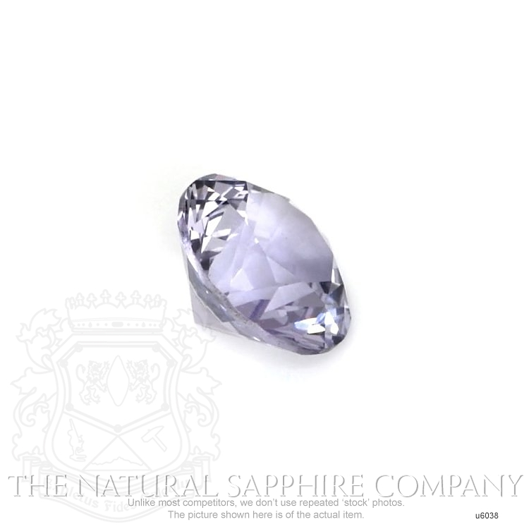 Natural Untreated Purple Sapphire U6038 Image 3