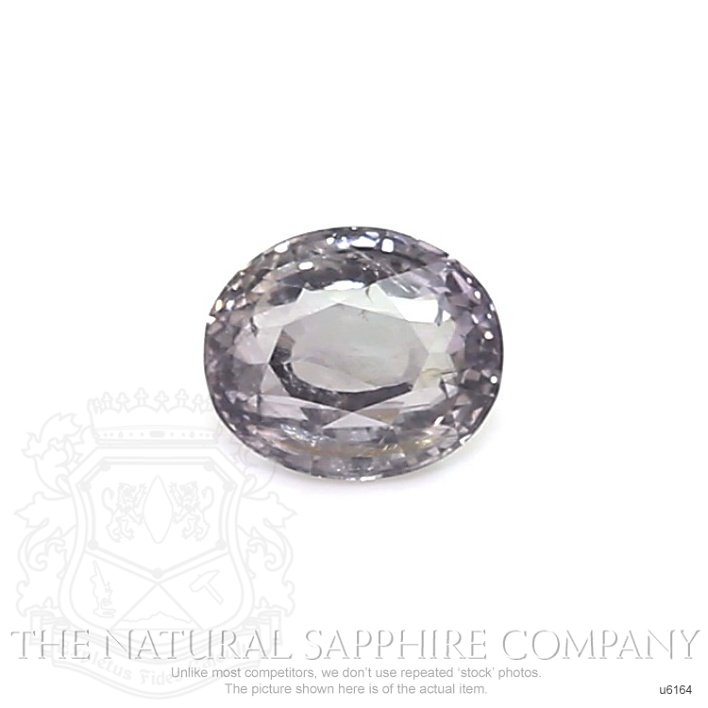 Natural Untreated Purple Sapphire U6164 Image