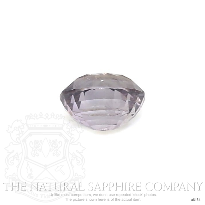 Natural Untreated Purple Sapphire U6164 Image 2