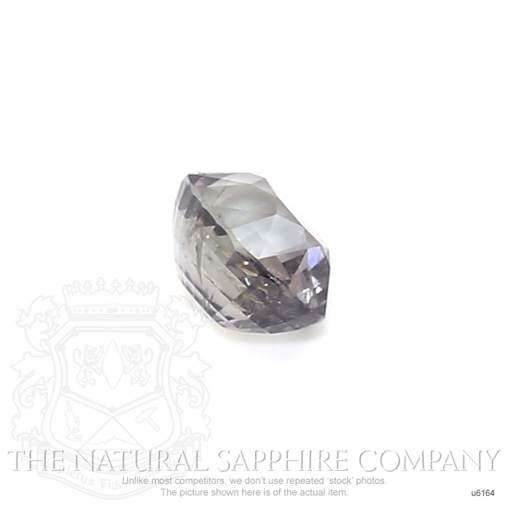Natural Untreated Purple Sapphire U6164 Image 3