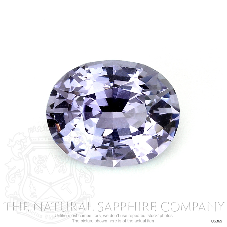 Natural Untreated Purple Sapphire U6369 Image