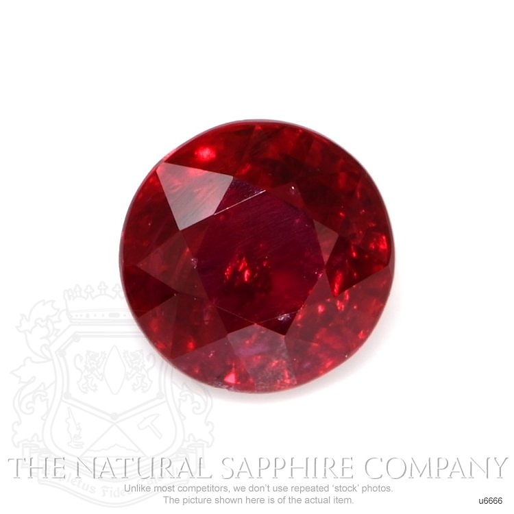 Natural Ruby U6666 Image