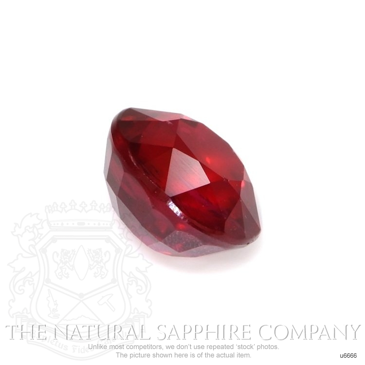 Natural Ruby U6666 Image 3