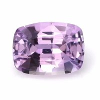 1.70ct Ceylon Cushion Pinkish Purple Sapphire - U6712