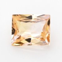 0.91ct Ceylon Princess Orange Sapphire - U6713