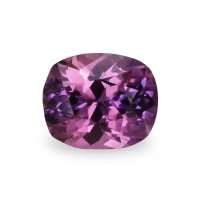 0.71ct Ceylon Cushion Pinkish Purple Sapphire - U6736