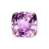 3.11ct Ceylon Cushion Pinkish Purple Sapphire - U6854