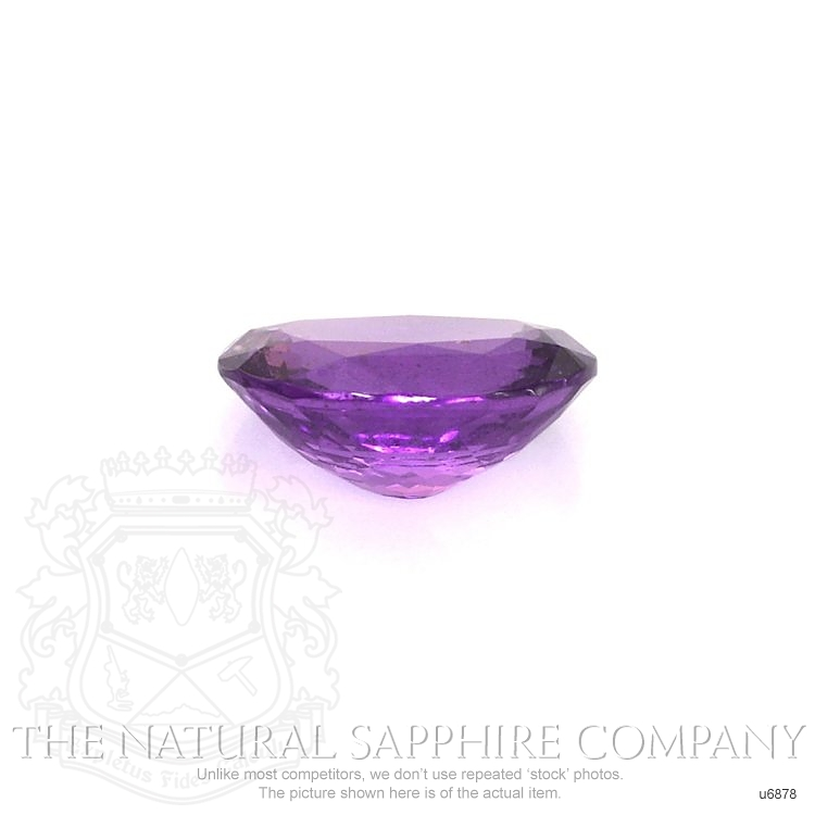 Natural Untreated Color-Change Sapphire U6878 Image 3