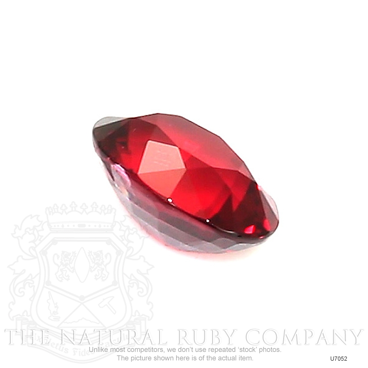 Natural Untreated Ruby U7052 Image 3