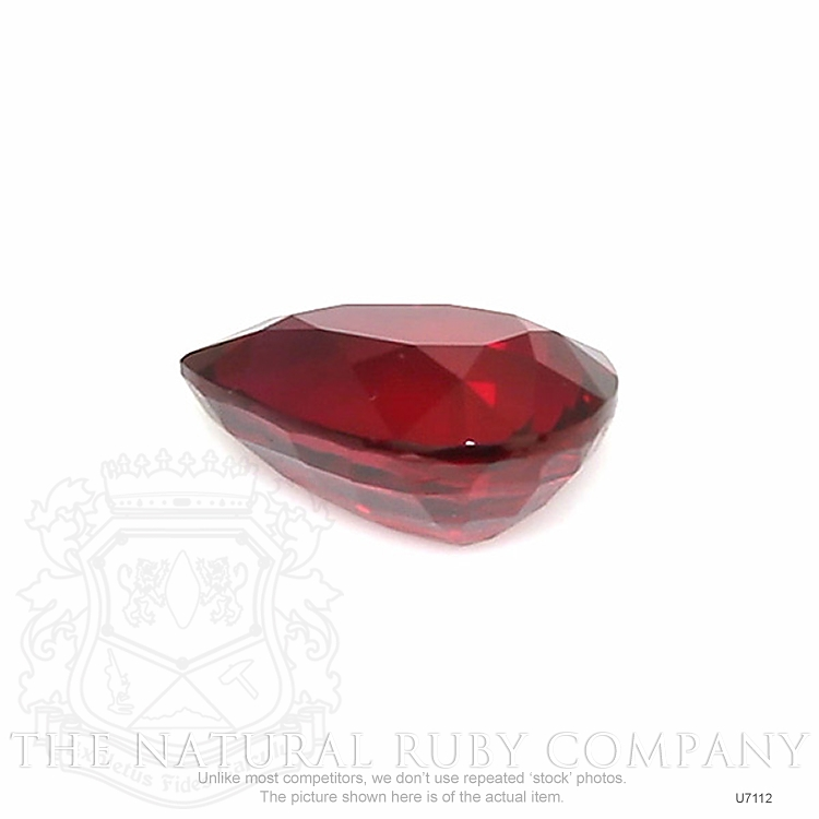 Natural Untreated Ruby U7112 Image 2
