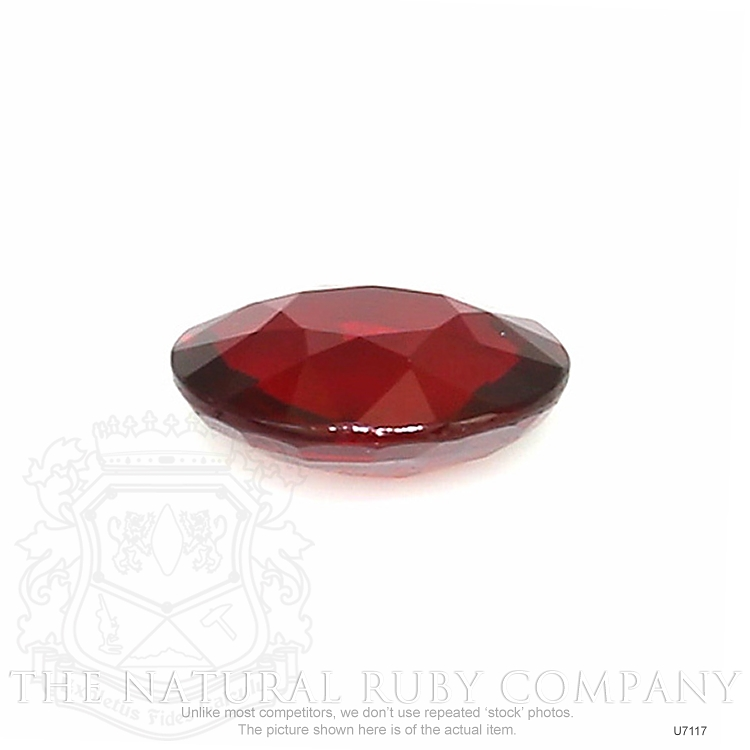 Natural Untreated Ruby U7117 Image 2