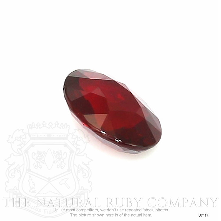 Natural Untreated Ruby U7117 Image 3