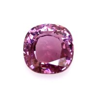 0.99ct Madagascar Cushion Purplish Pink Sapphire - U7237