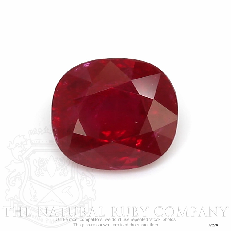 Natural Ruby U7276 Image
