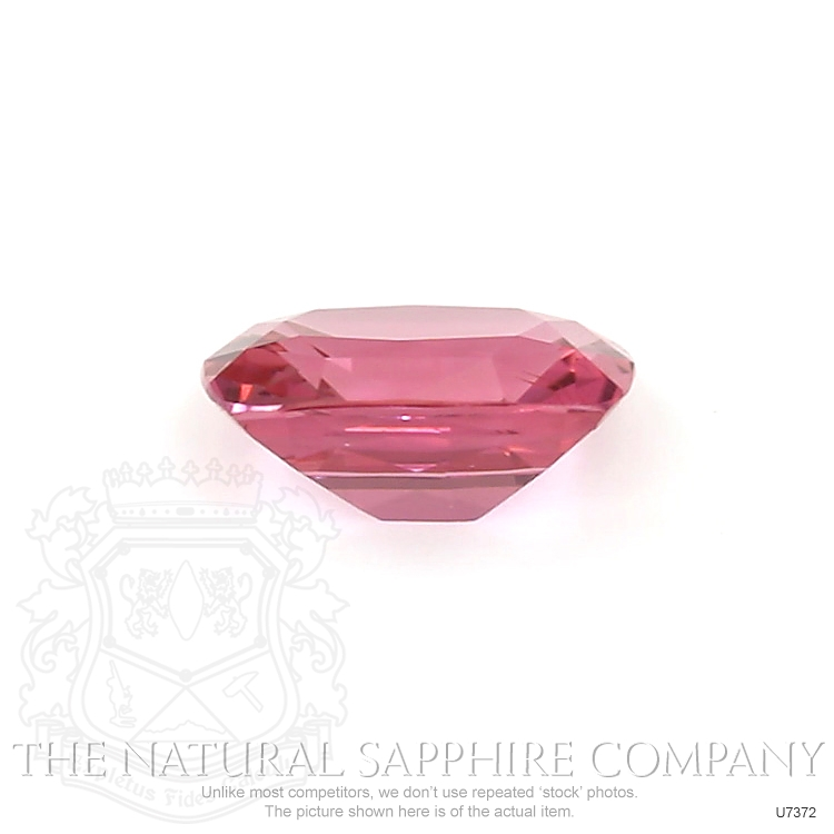 Natural Untreated Purplish Pink Sapphire U7372 Image 2