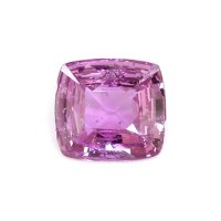 2.12ct Ceylon Cushion Purplish Pink Sapphire - U7424