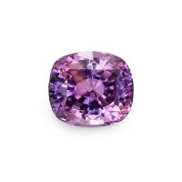 1.43ct Ceylon Cushion Pinkish Purple Sapphire - U8027