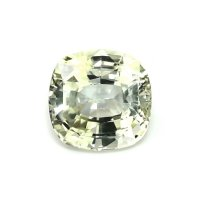 5.08ct Ceylon Cushion Yellowish Green Sapphire - U8222