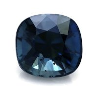 1.13ct Nigeria Cushion Greenish Blue Sapphire - U8422