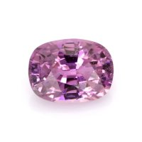 2.18ct Madagascar Cushion Purplish Pink Sapphire - U8523